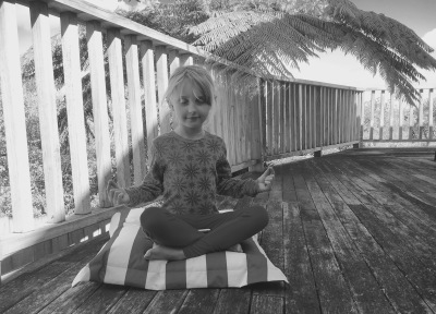 Teach your Child to Meditate in 3 Easy Steps