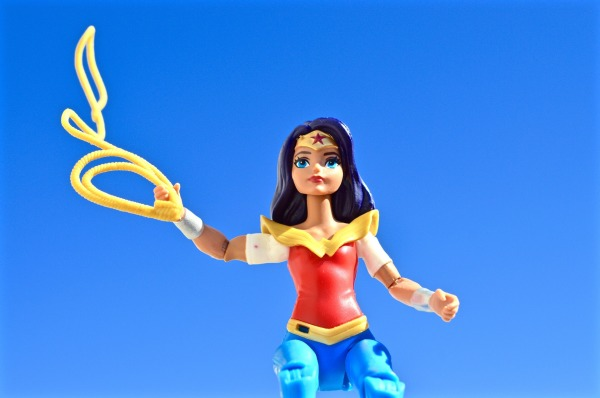 Are you a Wonder Woman on Steroids?