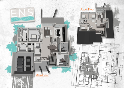 Floor Plan - ENS Design Group
