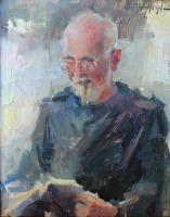 Stephanie Paige Thomson, Oil Painting, Stories, Hoosier Salon Gallery, Country Art, Fine Art, Portraiture, Figurative Art, Portrait Painting