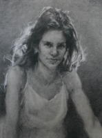 Drawing, Charcoal Drawing, Stephanie Paige Thomson, Stephanie's Sketches, Oil Painter, Oil Painting, Artist