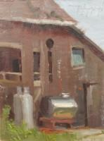 stephanie paige thomson, fine art, oil painting, plein air painting