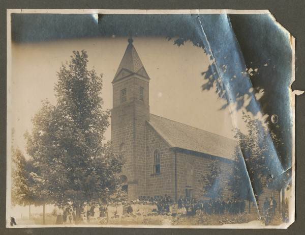 1910 - Second Holy Cross