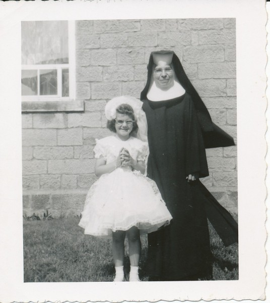 First Communion (Barb)