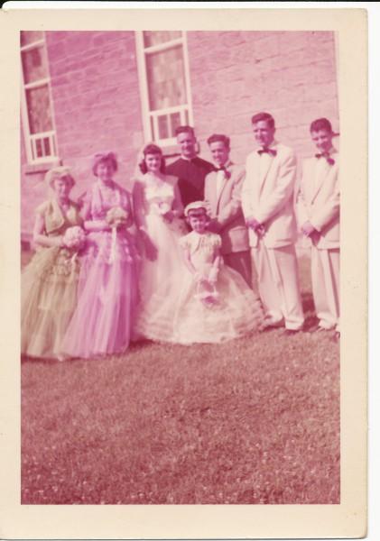 Wedding Party (Billy)