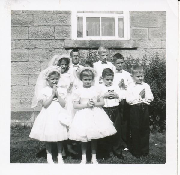 1958 First Communion