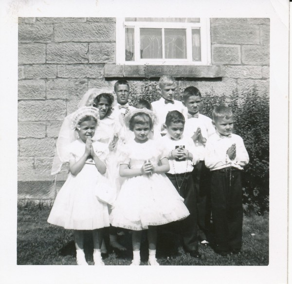 1958 First Communion