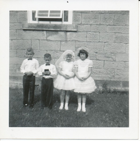1962 First Communion