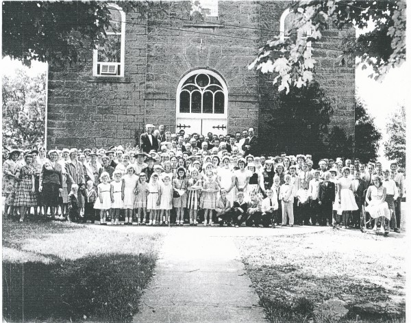 1960 Holy Cross Congregation (Centennial)