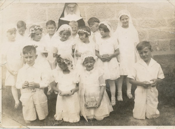 First Communion (Ida & Leonard)