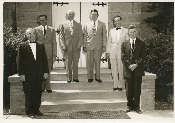 1960 Parish Council Members (Centennial)