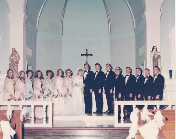 Wedding (Sam & Darlene Hubert)