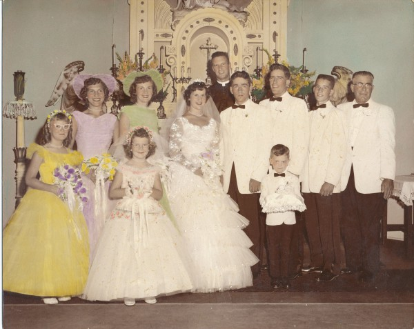 Wedding Party (Charlotte & Jennings)