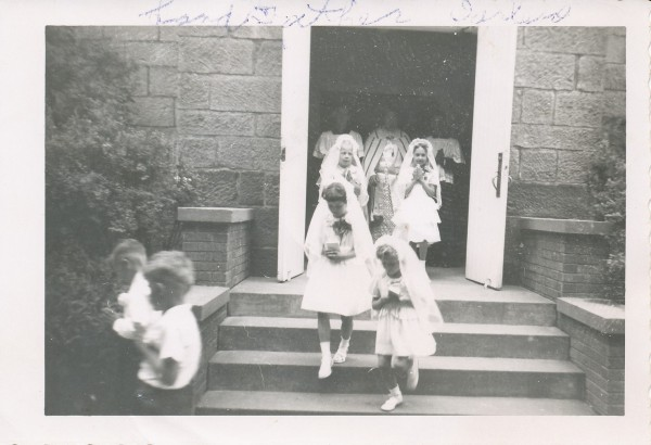First Communion (Darlene)