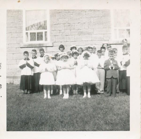 1957 First Communion