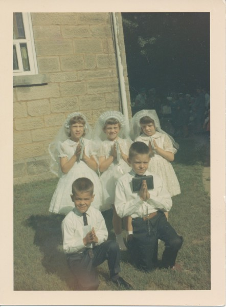 First Communion (Jeff)