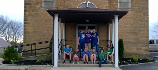 Holy Cross Teens - 2016