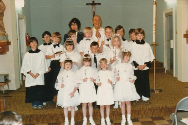 1979 First Communion