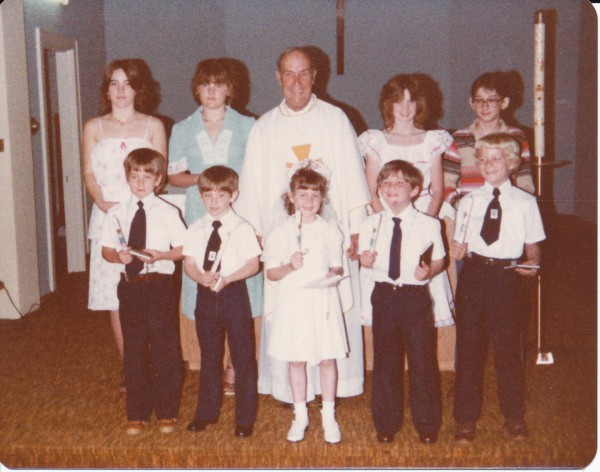1980 First and Solemn Communion