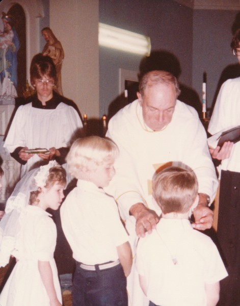 1980 First Communion