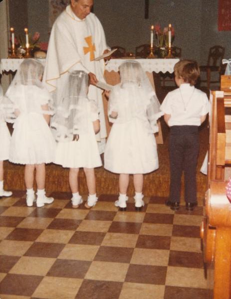1982 First Communion