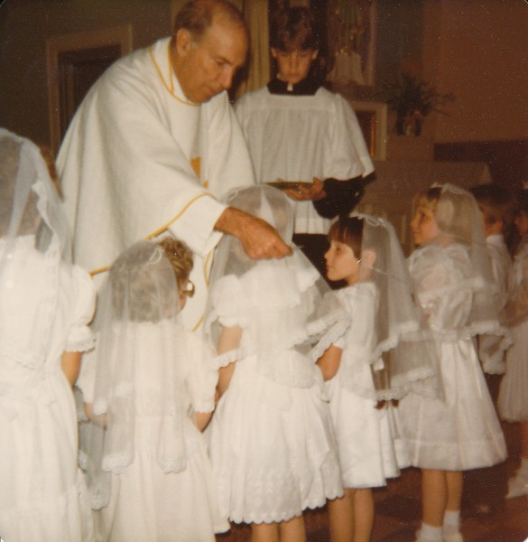 1982 First Communion