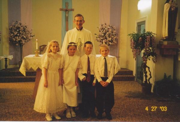 2003 First Communion