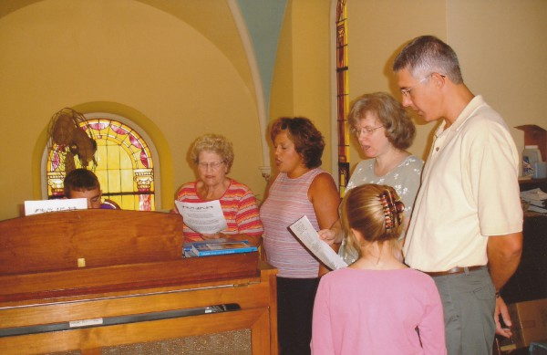 2005 Choir