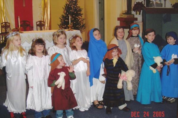 2005 Christmas Pagent