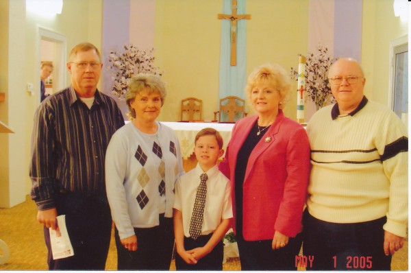2005 First Communion