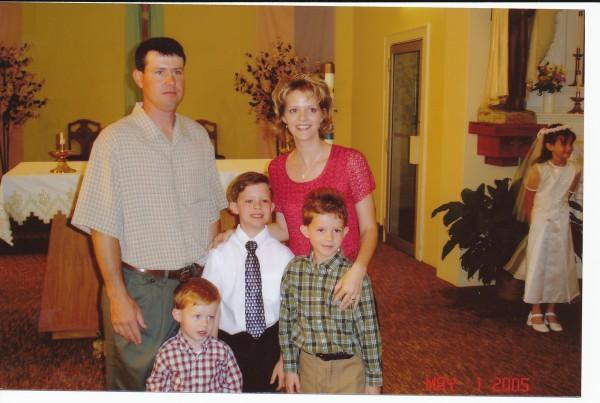 2005 First Communion