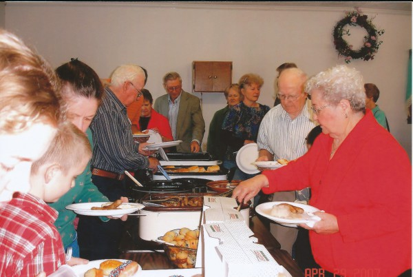 2007 Parish Breakfast