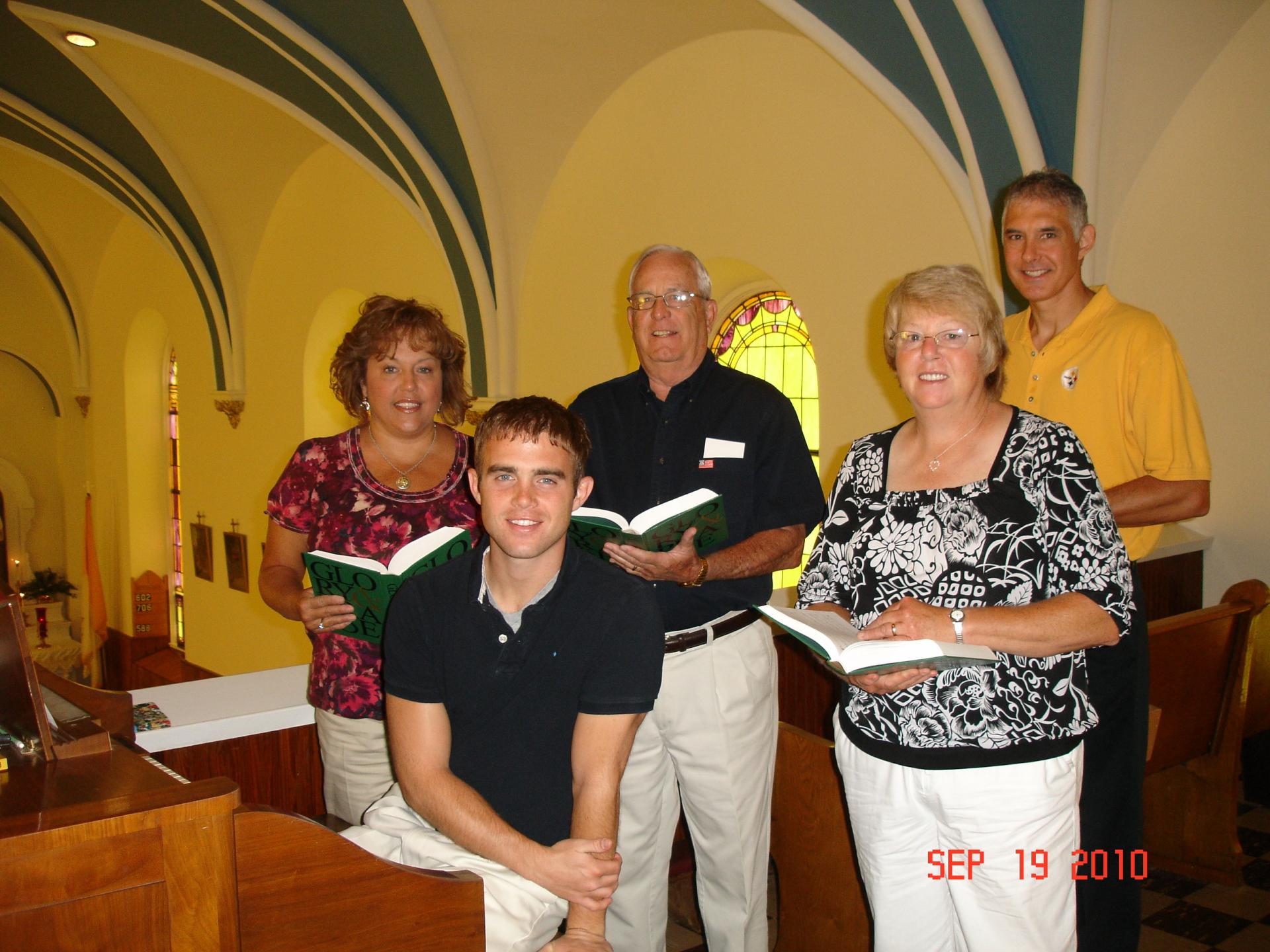 2010 Choir