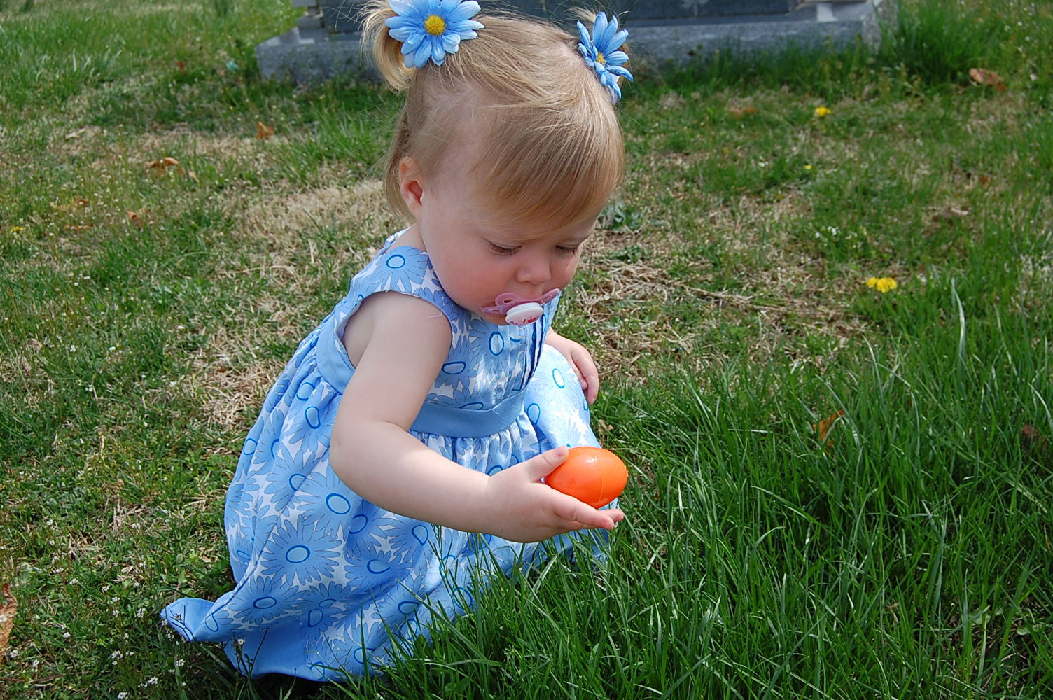 2010 Easter Egg Hunt