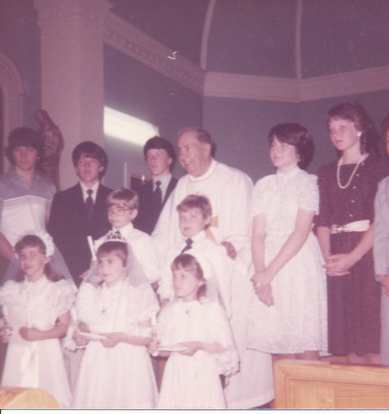 First Communion (Angie Smith)