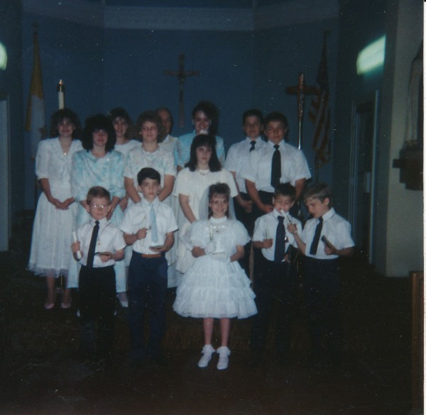 First and Solemn Communion