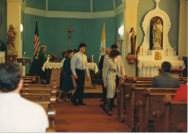 Joe and Rosie LaGrange 25th Wedding Anniversary