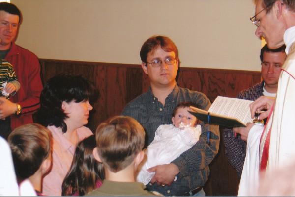 Lasher Baptism