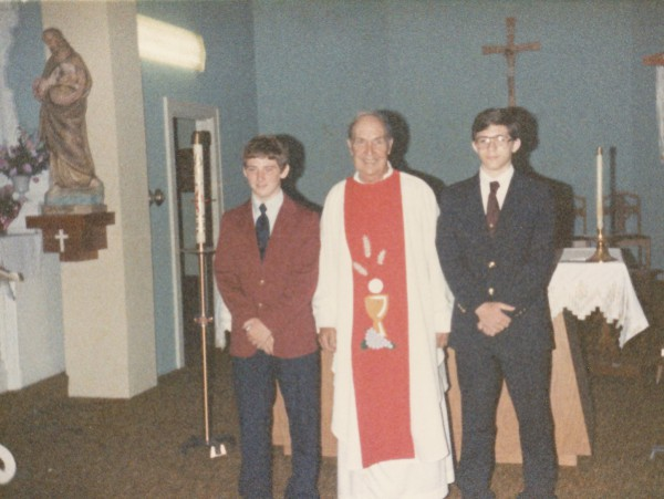 Solemn Communion (Steve Hessig)