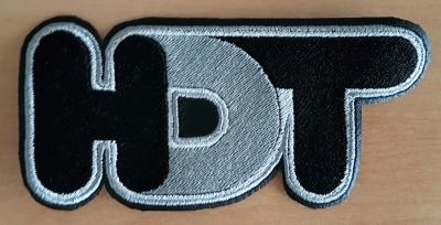 HDT Cloth Badge
