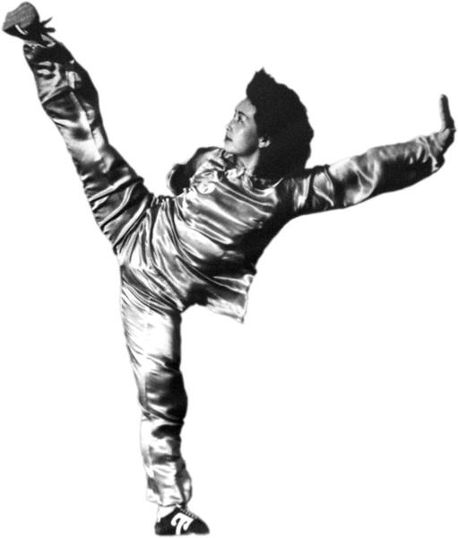 Shi Mei Lin Shao LIn Kick