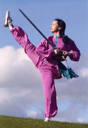 Shi Mei Lin Sword