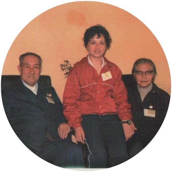 Shi Mei Lin, Ma Yue Liang & Wu Ying Hua