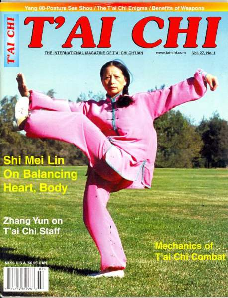 Shi Mei Lin Tai Chi