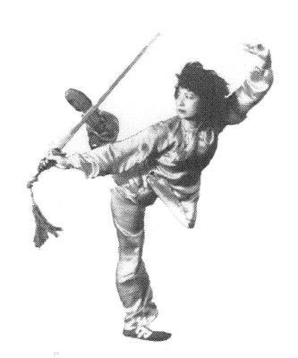 Shi Mei Lin Shao Lin Sword