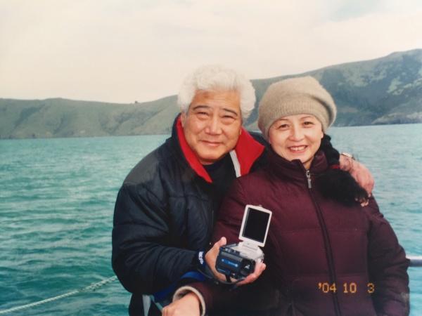 Ma Jiang Bao & Shi Mei Lin