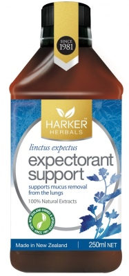 Expectorant Support