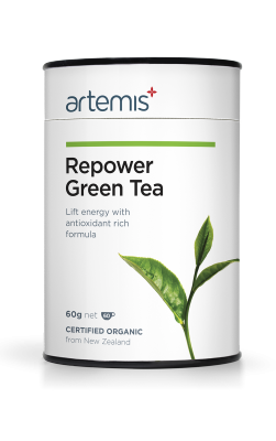 Reposer Green Tea