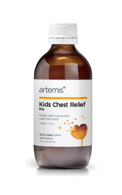 Kids Chest Relief Day