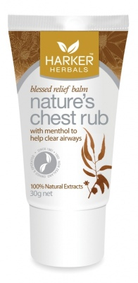 Nature's Chest Rub